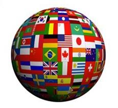 Foreign language translation service