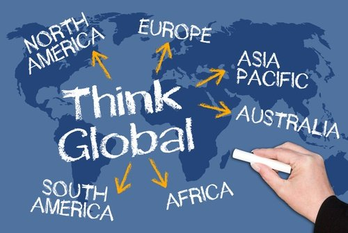 Think global - export