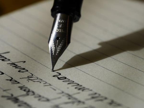 global English writing