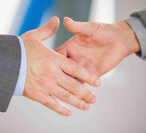 tidbit - handshake