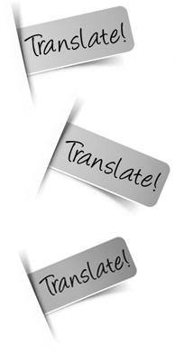 Translate flags b&w