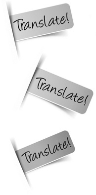 Translate flags b&w
