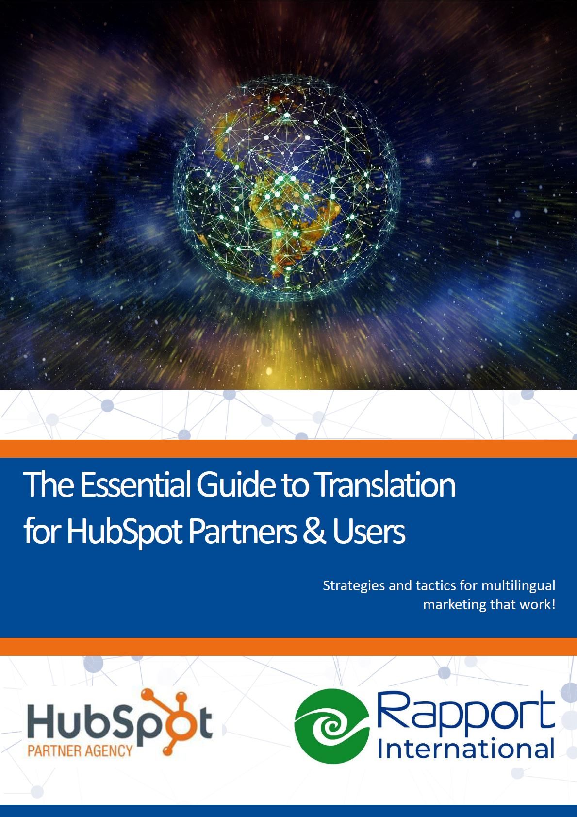 Translation Guide for HubSpot Partners & Users cover