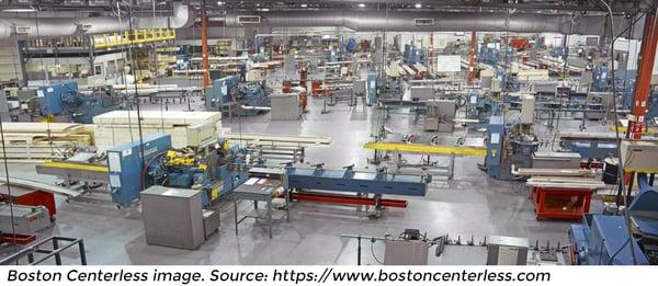 Boston Centerless Manufacturing