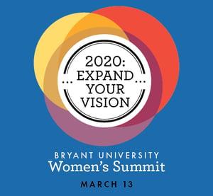 Bryant University women's summit 2020